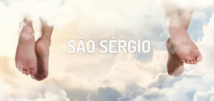 Santo do dia 25 de setembro: São Sérgio