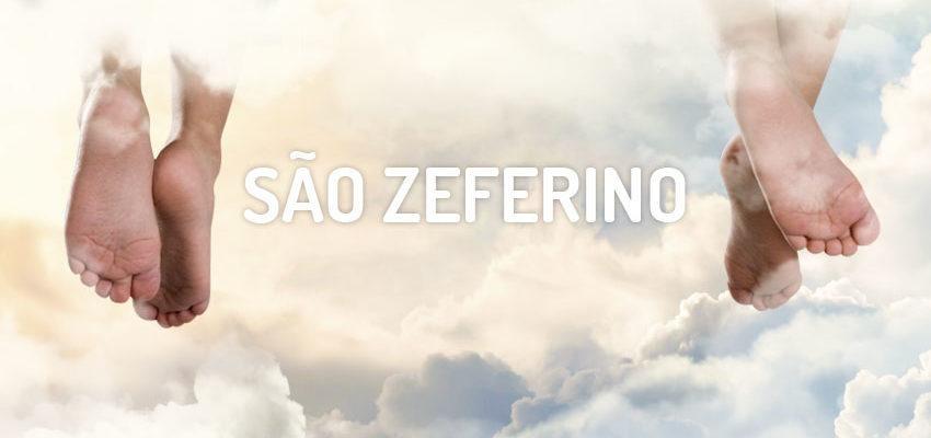 Santo do dia 26 de agosto: São Zeferino