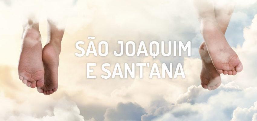 Santo do dia 26 de julho: São Joaquim e Sant'Ana