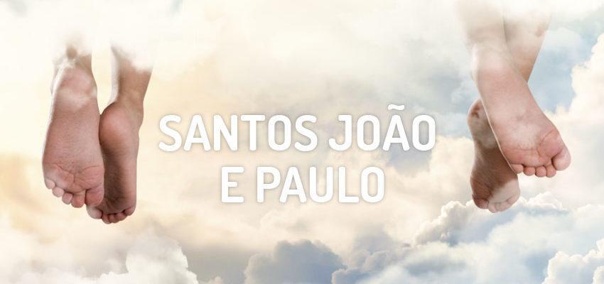 Santo do dia 26 de junho: Santos João e Paulo