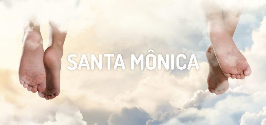 Santo do dia 27 de agosto: Santa Mônica