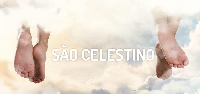 Santo do dia 28 de julho: São Celestino