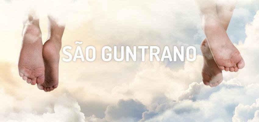 Santo do dia 28 de março: São Guntrano