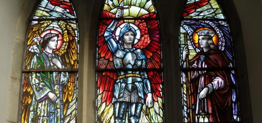 29 de Setembro – Dia dos Arcanjos São Miguel, São Gabriel e São Rafael