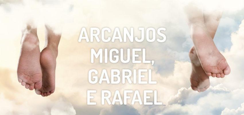 Santo do dia 29 de setembro: Arcanjos Miguel, Gabriel e Rafael