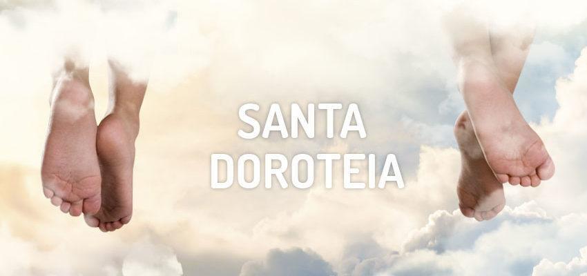 Santo do dia 02 de setembro: Santa Doroteia