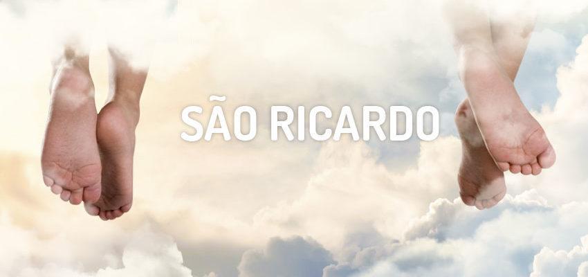 Santo do dia 03 de abril: São Ricardo