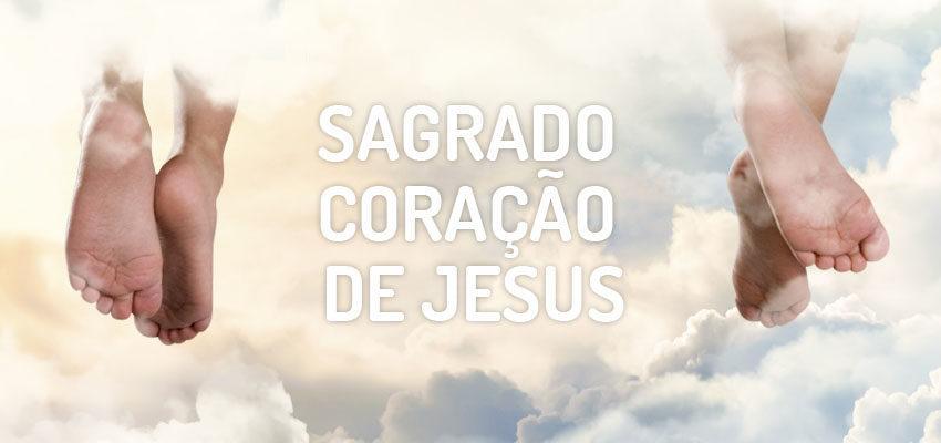 Santo do dia 03 de junho: Sagrado Coração de Jesus