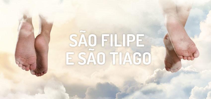 Santo do dia 03 de maio: São Filipe e São Tiago
