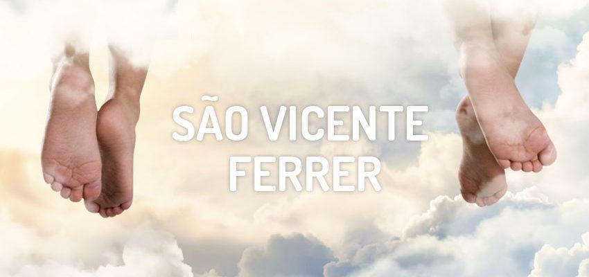 Santo do dia 05 de abril: São Vicente Ferrer