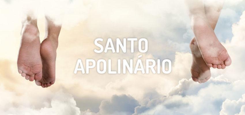 Santo do dia 05 de agosto: Santo Apolinário