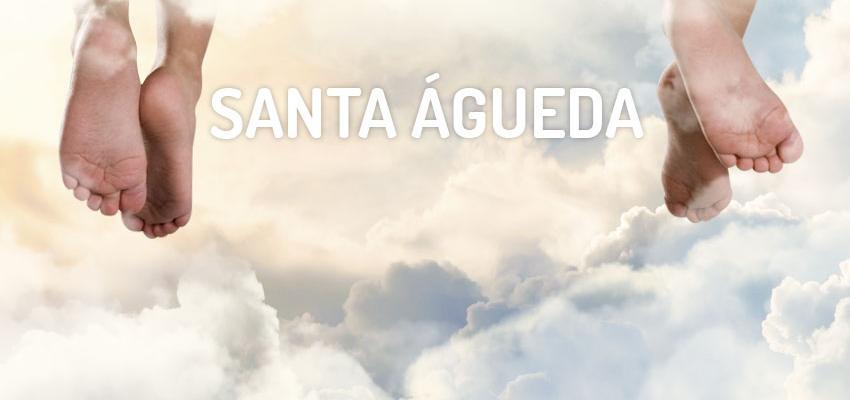 Santo do dia 05 de fevereiro: Santa Águeda