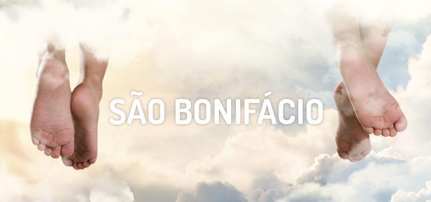 Santo do dia 05 de junho: São Bonifácio