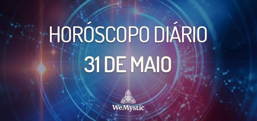 Horóscopo do dia 31 de Maio de 2018: previsões para esta quinta-feira