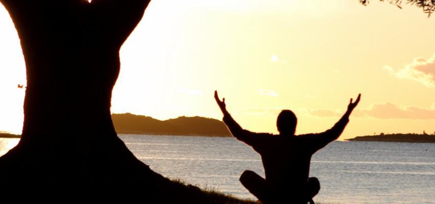 Chakras: exercite o alinhamento em qualquer lugar