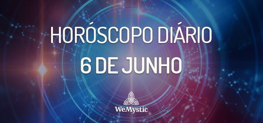 Horóscopo do dia 6 de Junho de 2018: previsões para esta quarta-feira