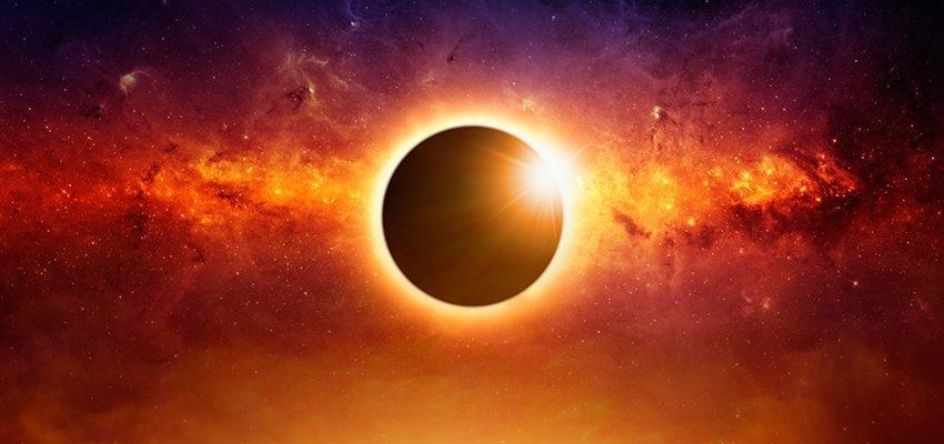 Eclipse solar 2019: datas dos eclipses