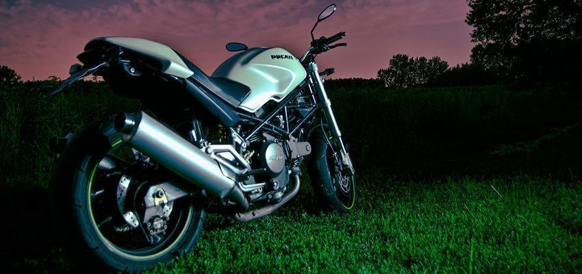 sonhar com moto roubada