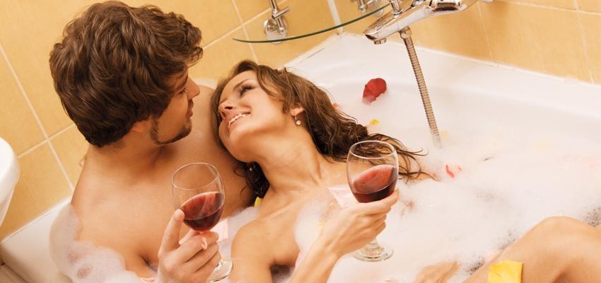 Prepare um banho afrodisíaco para aumentar a libido