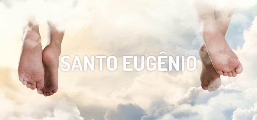 Santo do dia 08 de julho: Santo Eugênio