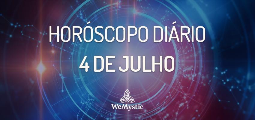 Horóscopo do dia 4 de Julho de 2018: previsões para esta quarta-feira
