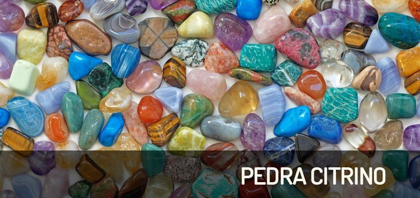 Pedra Citrino – pedra da prosperidade e da positividade