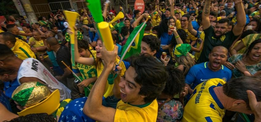 Ritual infalível para o Brasil ganhar a Copa 2018