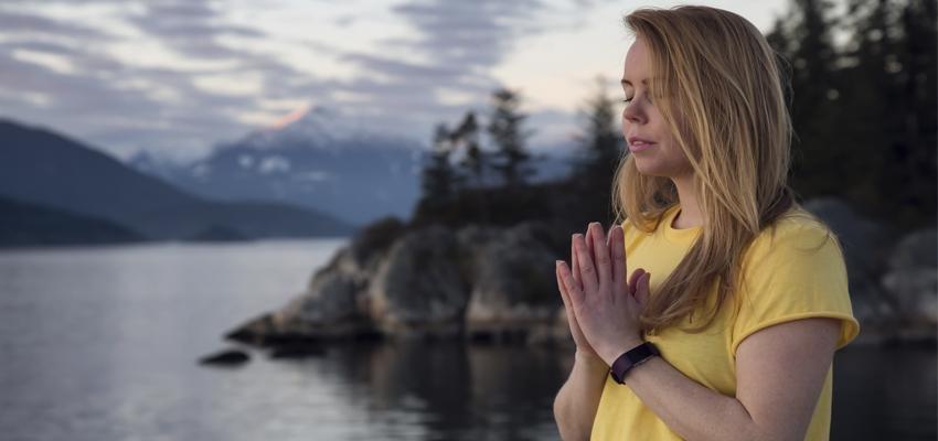 A meditação e a oração