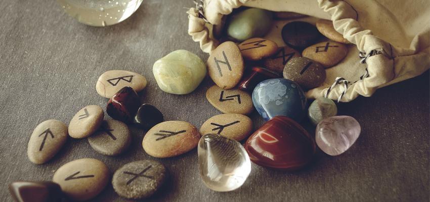 Aprenda a fazer seu próprio conjunto de runas