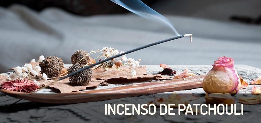 Incenso de Patchouli: aroma que desperta amor e paixão