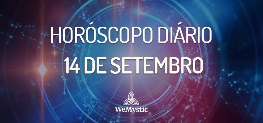 Horóscopo do dia 14 de Setembro de 2018: previsões para esta sexta-feira