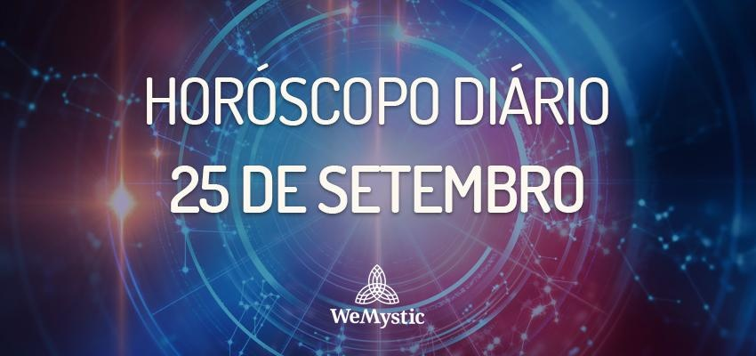 Horóscopo do dia 25 de Setembro de 2018: previsões para esta terça-feira