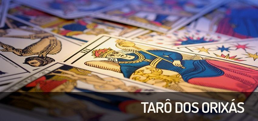 Tarô dos Orixás -  versão simples e poderosa do tarô africano