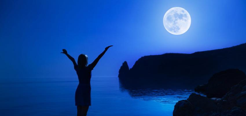 A influência da Lua Cheia na sua vida