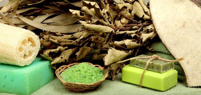 Banhos de ervas para purificação do corpo e da alma