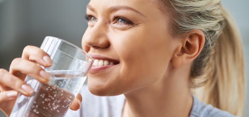 Água: a cura para você e sua família