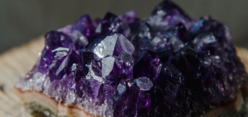 Pedra Ametista: para crescimento espiritual e transmutação de energias