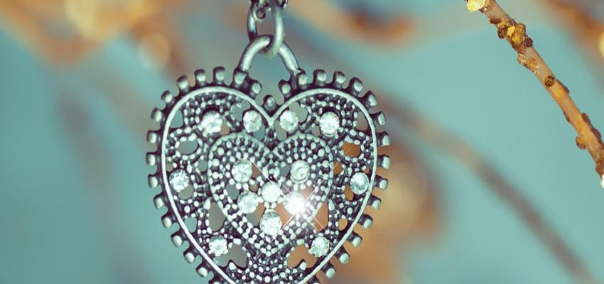 Amuleto para coração partido – aprenda a fazer