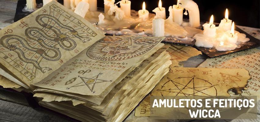 Conheça amuletos e feitiços Wicca para sorte e proteção