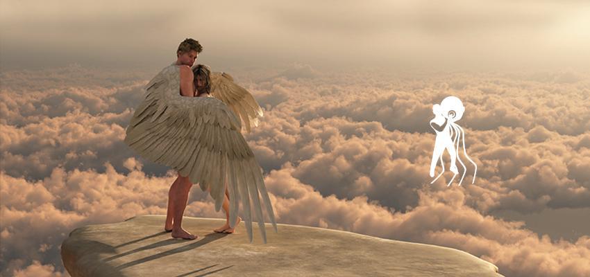 Anjo da Guarda de Aquário: faça a oração de seu anjo