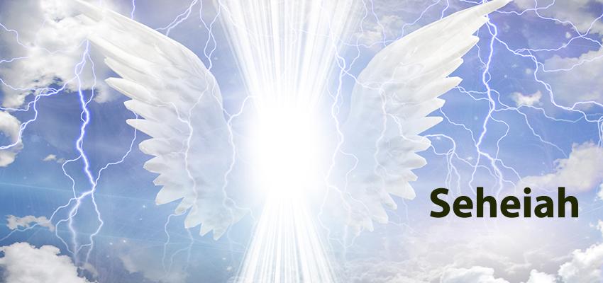 Tarot dos Anjos: a carta 28 de Seheiah, o protetor dos afligidos