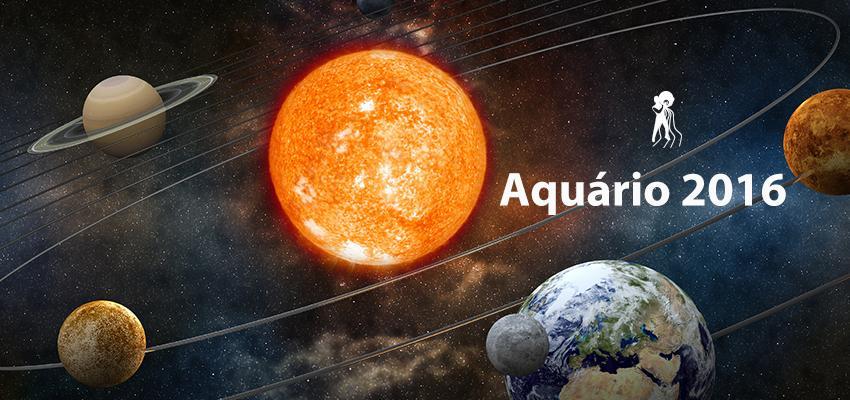 Previsão Completa do Horóscopo 2016 para Aquário