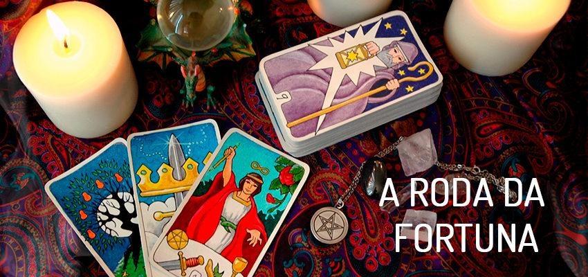 Arcano da semana // 12 de março a 18 de março: A Roda da Fortuna