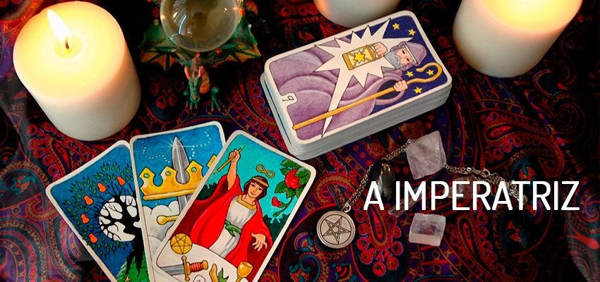 Arcano da semana // 9 de abril a 15 de abril: A Imperatriz