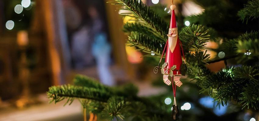 Porque montar uma árvore de natal em casa?
