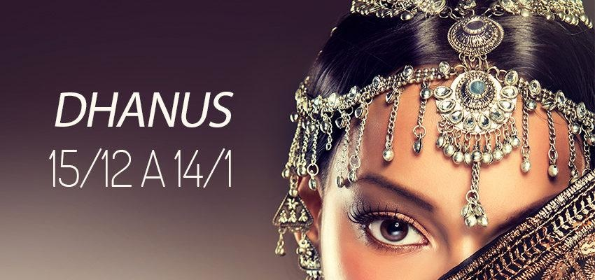 Astrologia Védica: Dhanus, o alto astral (15/12 a 14/01)