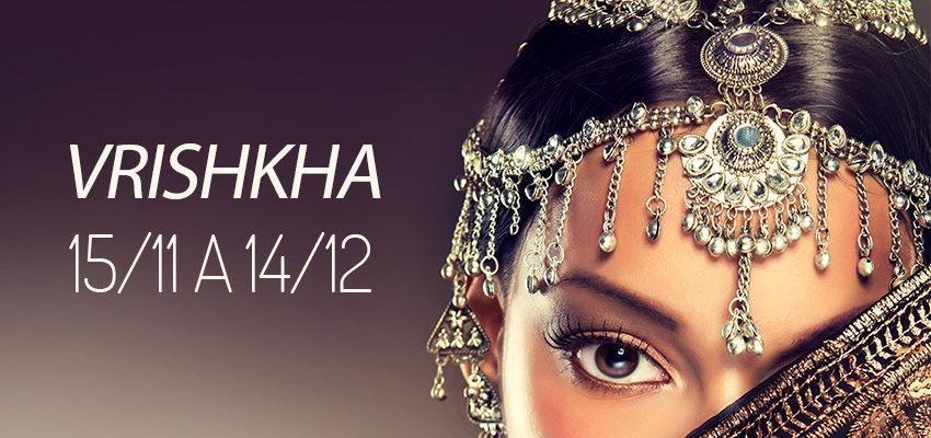 Astrologia Védica: Vrishkha, o introvertido (15/11 a 14/12)