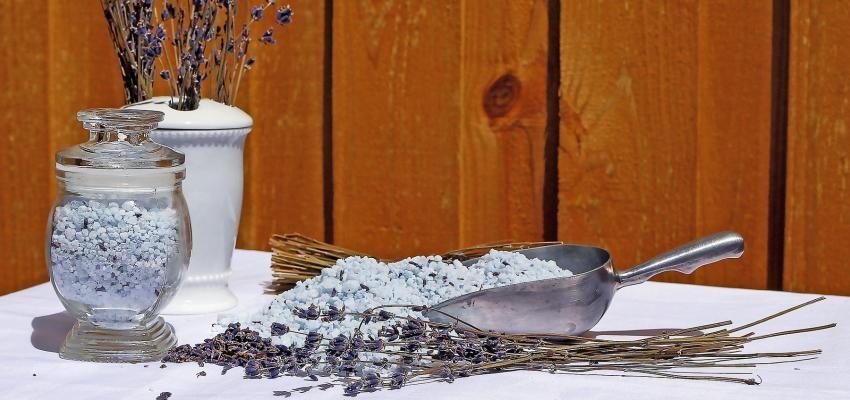 Banho Detox para renovar energias e relaxar