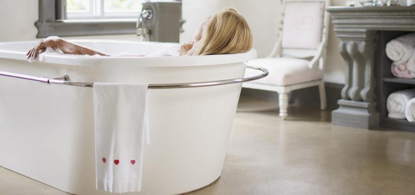 Banho para aumentar a energia –melhore sua disposição e vigor