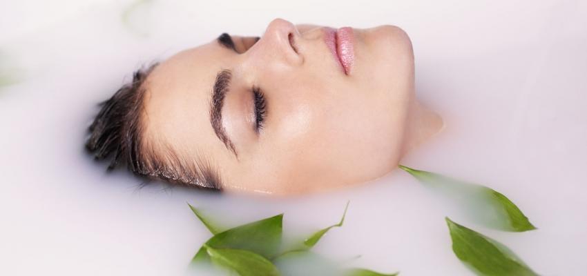 Banho para espiritualidade com ervas